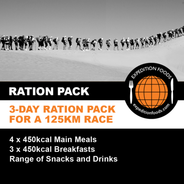 Expedition Foods, Expedition Foods - 3 Day / 125km Nutrition Pack, 24 Hour Rations,Wylies Outdoor World,