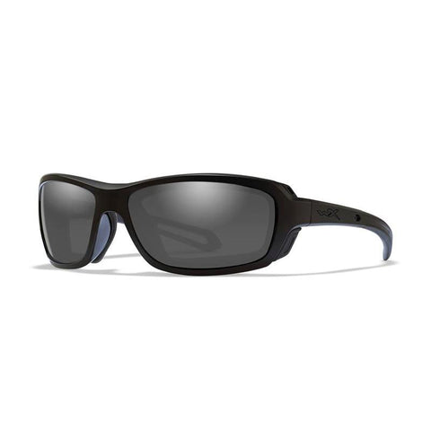 Wiley X, Wiley X WAVE Smoke Grey Matte Black Frame, Men's Eyewear, Wylies Outdoor World,