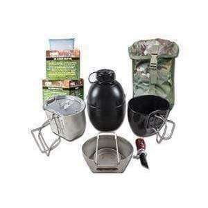 BCB, BCB - Crusader Cooking System I (6 Piece), Cook Systems,Wylies Outdoor World,