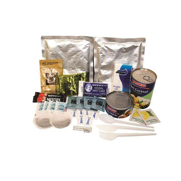 BCB, BCB 24 Hour Ration Box, 24 Hour Rations, Wylies Outdoor World,