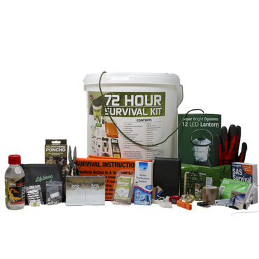 BCB, BCB 72 Hour Home Survival Kit, Survival Kits, Wylies Outdoor World,