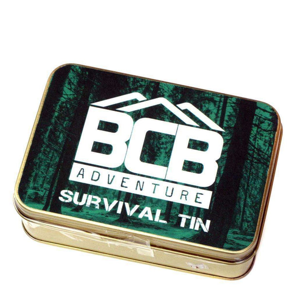 BCB, BCB Adventure Survival Tin, Survival Kits, Wylies Outdoor World,