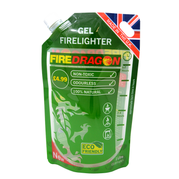 BCB, BCB Fire Dragon Gel - Pouches, Fire Starters,Wylies Outdoor World,