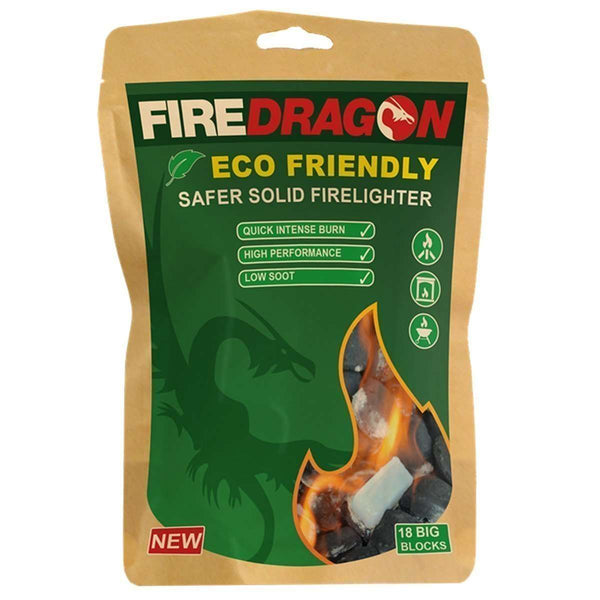 BCB, BCB Fire Dragon Solid - Pouches, Fire Starters,Wylies Outdoor World,