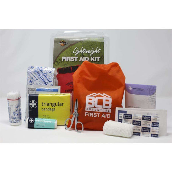 BCB, BCB Lightweight First Aid Kit, First Aid Kits, Wylies Outdoor World,