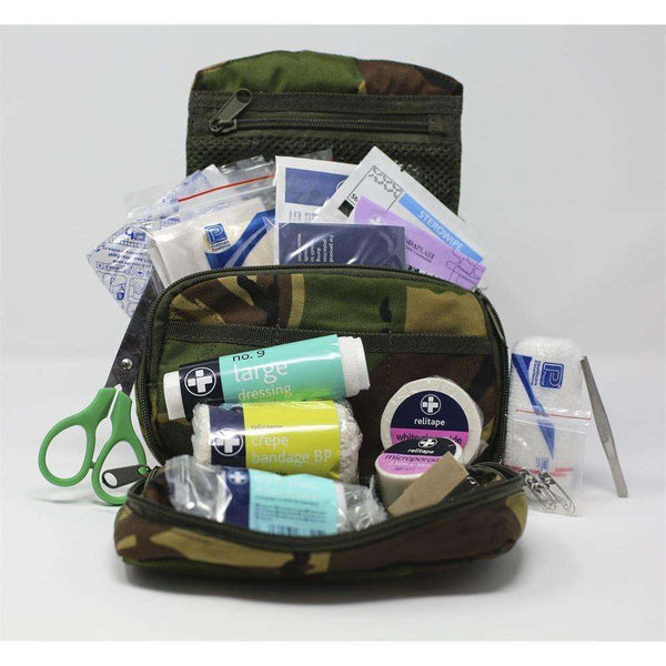 BCB, BCB Military First Aid Kit, First Aid Kits, Wylies Outdoor World,