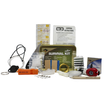 BCB, BCB Trekkers Survival Tin, Survival Kits, Wylies Outdoor World,