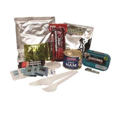BCB, Red Cross 24 Hour Ration Pack, 24 Hour Rations, Wylies Outdoor World,