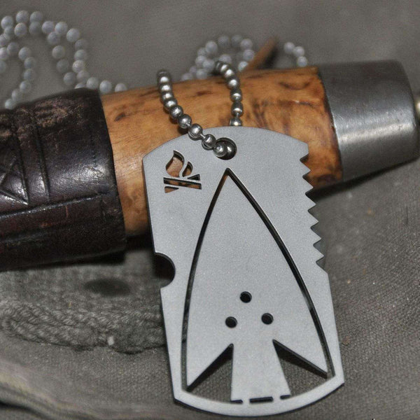 Bushcraft Essentials, Bushcraft Essentials - Dog Tag, Wood Burning Stoves, Wylies Outdoor World,