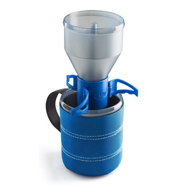 GSI Outdoors, GSI Outdoors Coffee Rocket, Real coffee makers, filters, & grinders, Wylies Outdoor World,