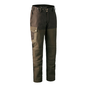 Deerhunter Marseille Leather Trousers with Membrane