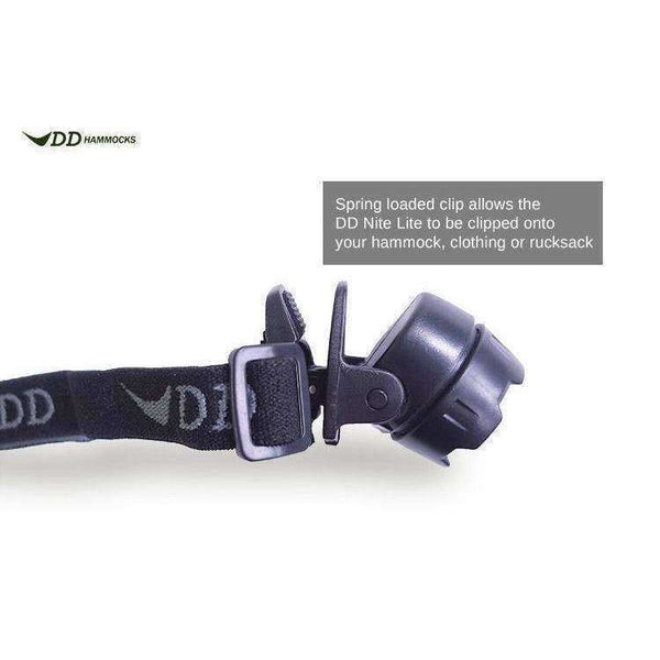 DD Hammocks, DD Nite Lite, Head Torches, Wylies Outdoor World,