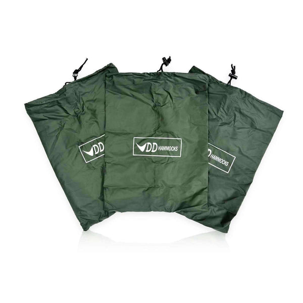 DD Hammocks, DD Waterproof Stuff Sacks x3, Hammock Suspension & Accessories, Wylies Outdoor World,