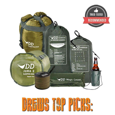 DD Hammocks, DD Winter Hammock Combo Deal, Camping Sleep & Shelter Packages,Wylies Outdoor World,