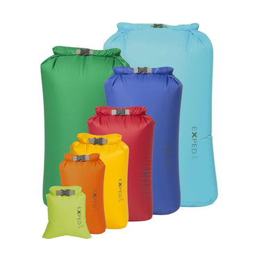 Exped, Exped Fold Drybag Bright, Dry Bags, Wylies Outdoor World,