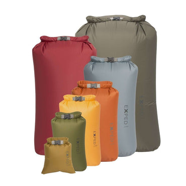 Exped, Exped Fold Drybag Classic, Dry Bags, Wylies Outdoor World,