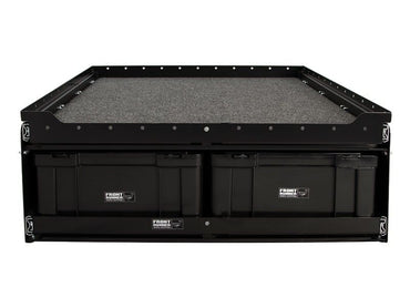 Front Runner 6 Cub Box Drawer With Cargo Sliding Top