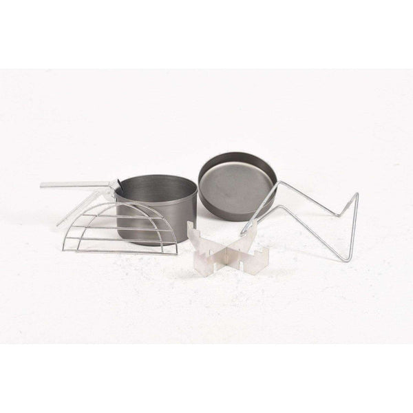 Ghillie Kettle, Ghillie Kettle Cook Kit - Adventurer/Explorer, Storm Kettles, Wylies Outdoor World,
