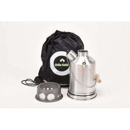 Ghillie Kettle, The Explorer & Hobo Stove - Aluminium, Cook Systems, Wylies Outdoor World,