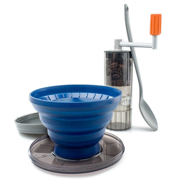 GSI Outdoors, GSI Outdoors Gourmet PourOver Java Set, Real coffee makers, filters, & grinders, Wylies Outdoor World,