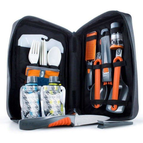 GSI, GSI Outdoors Destination Kitchen Set 24, Cutlery & Accessories, Wylies Outdoor World,