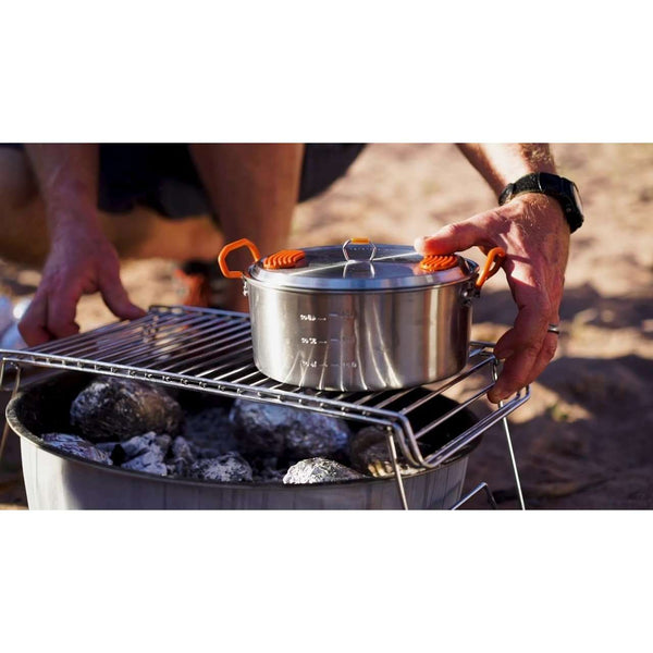 GSI, GSI Outdoors Folding Campfire Grill, Cutlery & Accessories, Wylies Outdoor World,