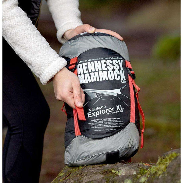 Hennessy Hammock, Hennessy Hammock - 4Season Explorer XL Zip, Hammocks, Wylies Outdoor World,