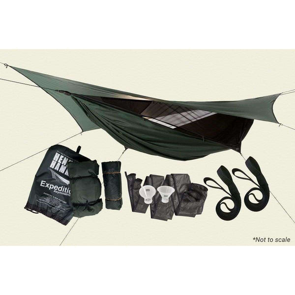 Hennessy Hammock, Hennessy Hammock - Expedition Zip, Hammocks, Wylies Outdoor World,