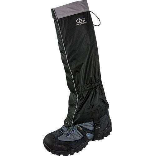 Highlander, Highlander - Glencoe Gaiters, Footwear,Wylies Outdoor World,