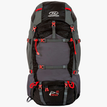 Highlander, Highlander Ben Nevis 85 Litre Rucksack, Rucksacks/Packs,Wylies Outdoor World,