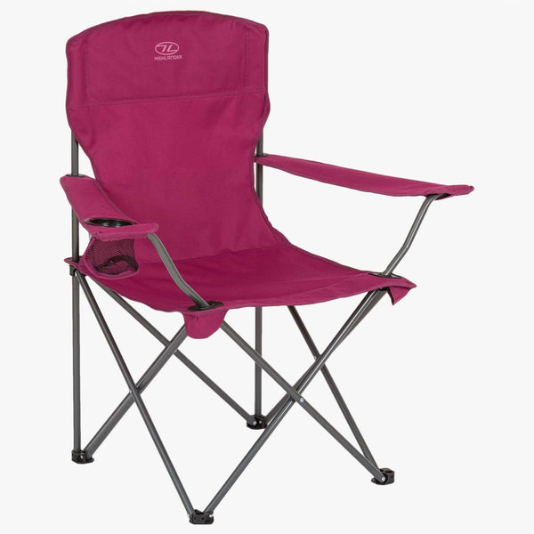 Highlander, Highlander Edinburgh Camp Chair, Chairs,Wylies Outdoor World,