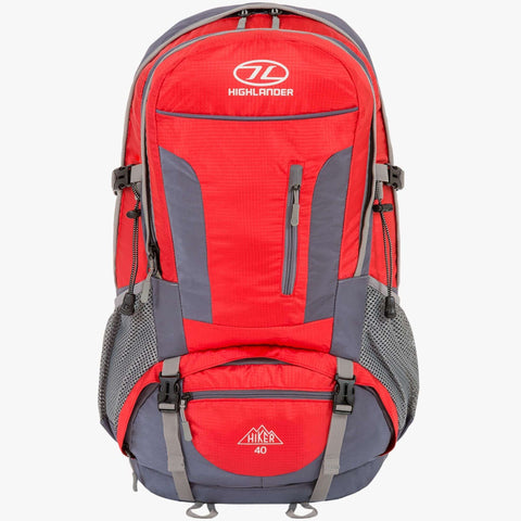 Highlander, Highlander Hiker 40 Litre Rucksack, Rucksacks/Packs,Wylies Outdoor World,