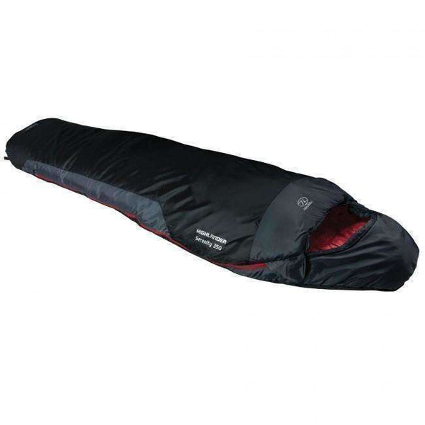 Highlander, Highlander Serenity 350 Mummy Sleeping Bag, Sleeping Bags, Wylies Outdoor World,