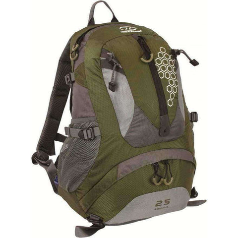 Highlander, Highlander Summit 25 Litre Rucksack, Rucksacks/Packs,Wylies Outdoor World,