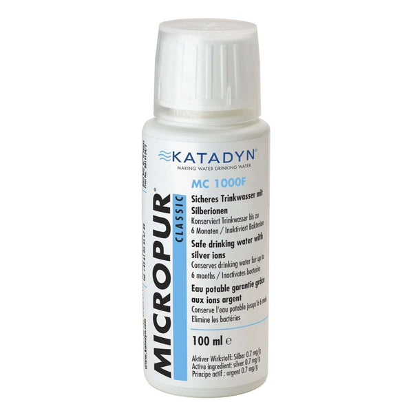 Katadyn, Katadyn Micropur Classic Purification Liquid, Water Purification,Wylies Outdoor World,