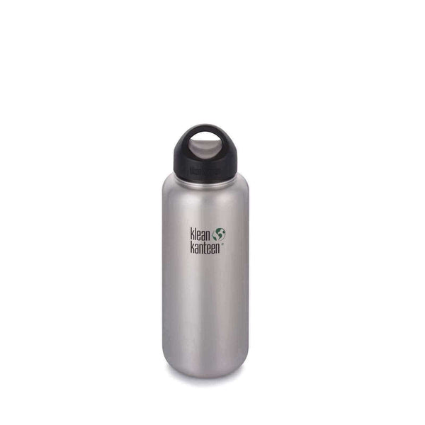 Kleen Kanteen, Klean Kanteen Single Wall Wide 1182ml, Single Wall Drinking Bottles, Wylies Outdoor World,