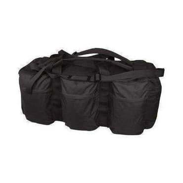 Kombat UK, Assault Holdall 100 Litre - Black, Rucksacks/Packs, Wylies Outdoor World,