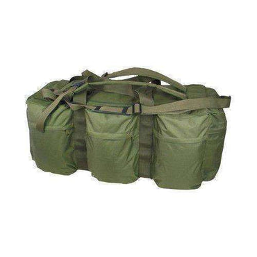 Kombat UK, Assault Holdall 100 Litre - Olive Green, Rucksacks/Packs, Wylies Outdoor World,