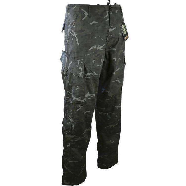 Kombat UK, Assault Trouser - ACU Style, Trousers & Shorts,Wylies Outdoor World,