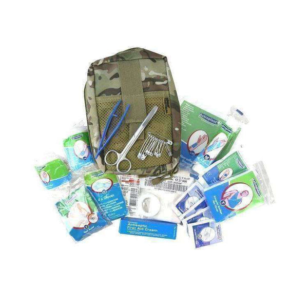 Kombat UK, Deluxe First Aid Kit - BTP, First Aid Kits, Wylies Outdoor World,