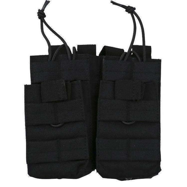 Kombat UK, Double Duo Mag Pouch, Pouches,Wylies Outdoor World,