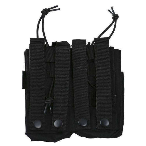Kombat UK, Double Duo Mag Pouch, Pouches, Wylies Outdoor World,