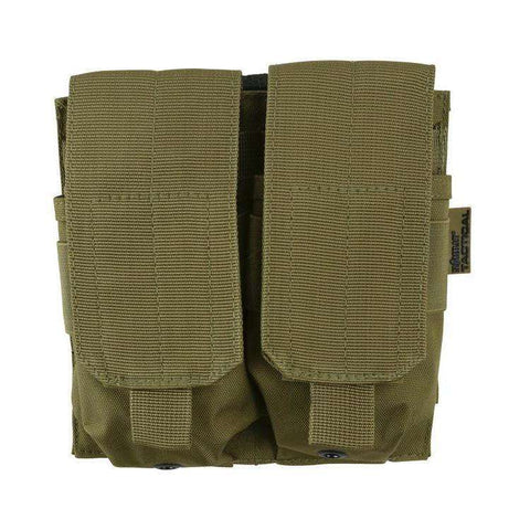 Kombat UK, Double ORIGINAL Style Mag Pouch, Pouches,Wylies Outdoor World,