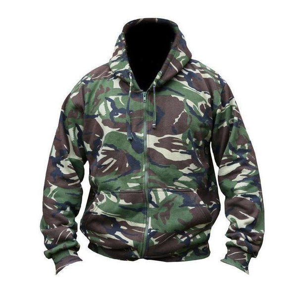 Kombat UK, DPM Hoodie, Fleeces, Jumpers & Hoddies,Wylies Outdoor World,