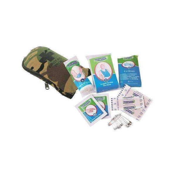 Kombat UK, First Aid Kit - DPM, First Aid Kits, Wylies Outdoor World,