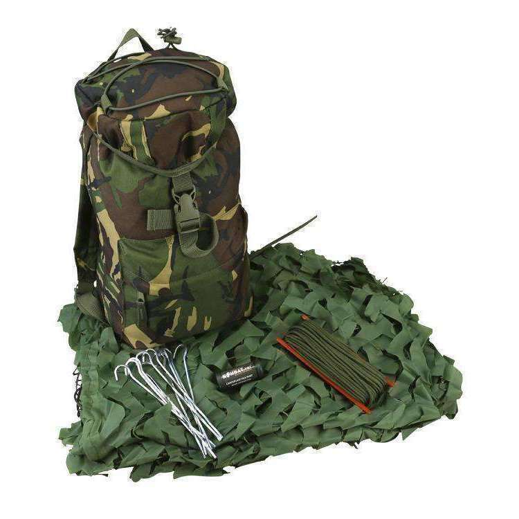 Kombat UK, Kids Army Den Kit, Rucksacks/Packs, Wylies Outdoor World,