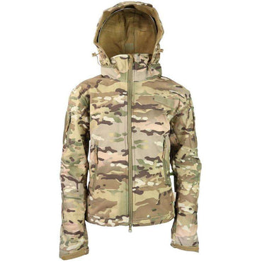 Kombat UK, Kids Patriot Soft Shell Jacket - BTP, Jackets & Coats,Wylies Outdoor World,