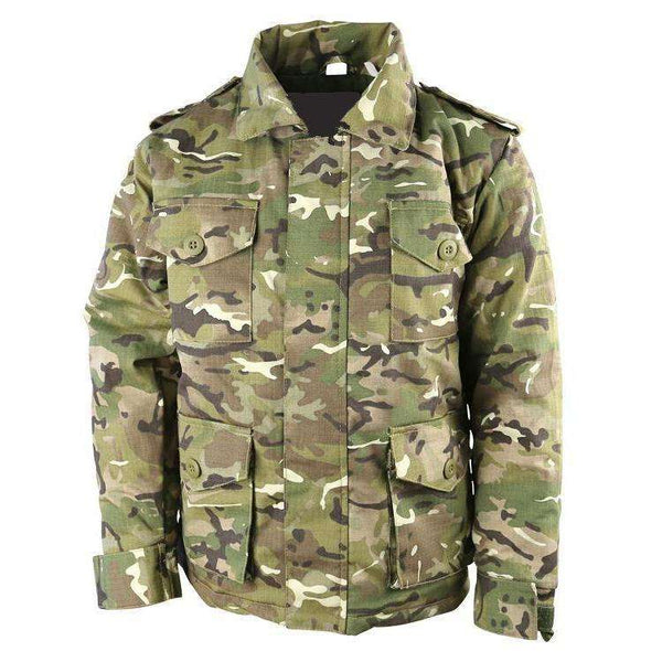 Kombat UK, Kids Safari Jacket - BTP, Kids Jackets, Wylies Outdoor World,