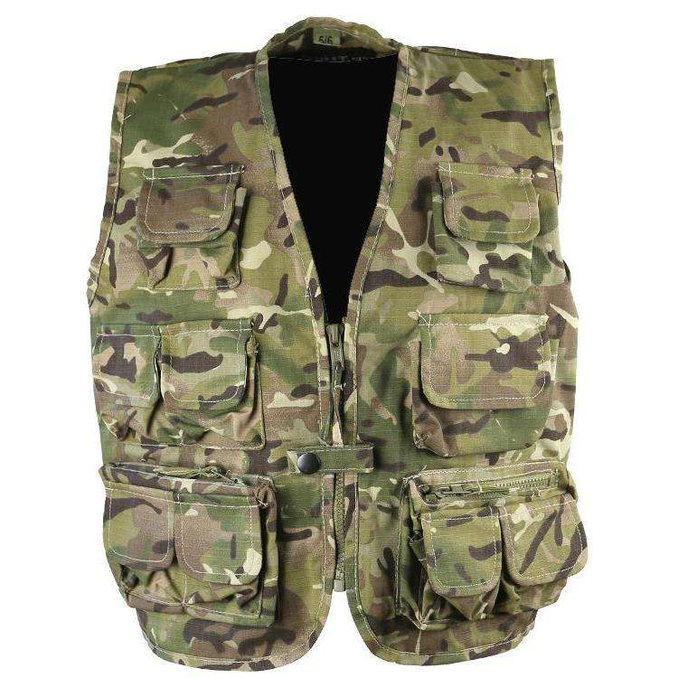Kombat UK, Kids Tactical Vest - BTP, Kids Clothing,Wylies Outdoor World,