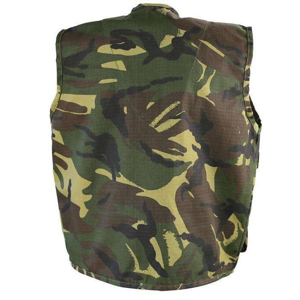 Kombat UK, Kids Tactical Vest - DPM, Kids Clothing, Wylies Outdoor World,